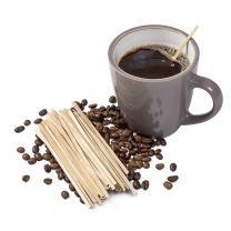 CiboWares 5.5 Inch Wood Coffee Beverage Stirrers, Package of 5000