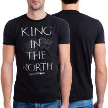 HBO Game Of Thrones King in The North T-Shirt