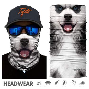 Face Scarf Casual Balaclava,Bandanas,Neck Gaiter,Headwear,Headband for Fishing,Hunting,Wind//Sun//UV Protection