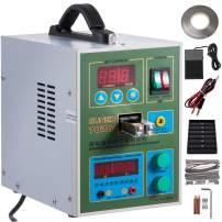 Mophorn 787A+ Pulse Spot Welder 0.15mm Battery Welding Machine 220V Battery Spot Welder & Soldering Station Portable Pulse Welding Machine For Battery Pack 18650 14500 Lithium Batteries