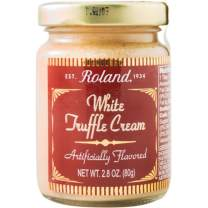 Roland Foods White Truffle Cream, Specialty Imported Food, 2.8-Ounce Jar