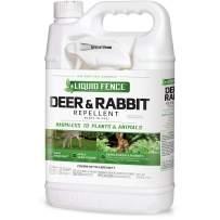 Liquid Fence Deer & Rabbit Repellent Ready-to-Use, 1-Gallon