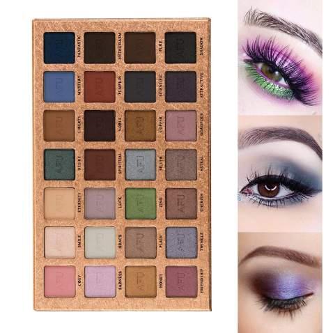 Afu High Pigmented Eyeshadow Palette
