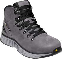 "KEEN Utility Men's Manchester 6"" Alloy Toe Waterproof Work Boot Construction Shoe"