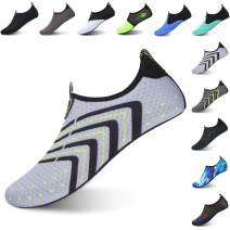 L-RUN Unisex Water Shoes Barefoot Skin Shoes for Run Dive Surf Swim Beach Yoga