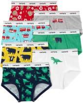 Carter's Girls' Little 7-Pack Underwear