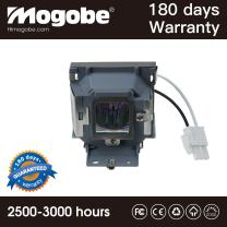 Mogobe for RLC-055 Compatible Projector Lamp with Housing for VIEWSONIC PJD5122 PJD5352 PJD5152 Projectors