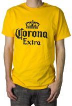 Corona Extra Men's Crown Logo T-Shirt