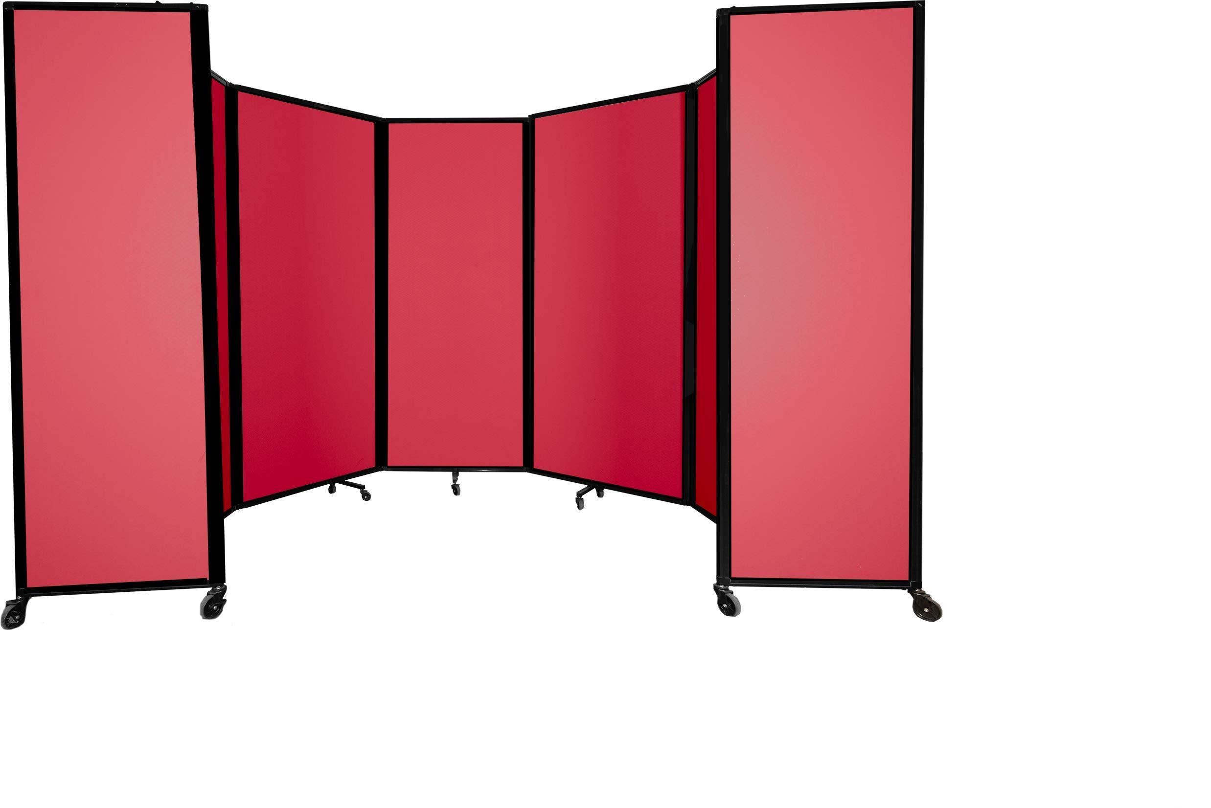 VERSARE Room Divider 360 Accordian Portable Partition