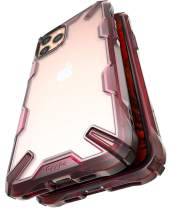 Ringke Fusion X Designed for iPhone 11 Pro Case (2019) - Ruby Red