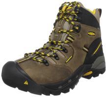 "KEEN Utility Men's Pittsburgh 6"" Steel Toe Waterproof Work Boot"