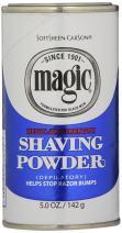 Magic Blue Shaving Powder 5 oz. Regular Depilatory 6 pack