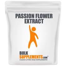 Bulksupplements Passion Flower Extract Powder (1 Kilogram)