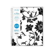"""Blue Sky 2020-2021 Academic Year Weekly & Monthly Planner, Flexible Cover, Twin-Wire Binding, 8.5"""" x 11"""", Barcelona"""