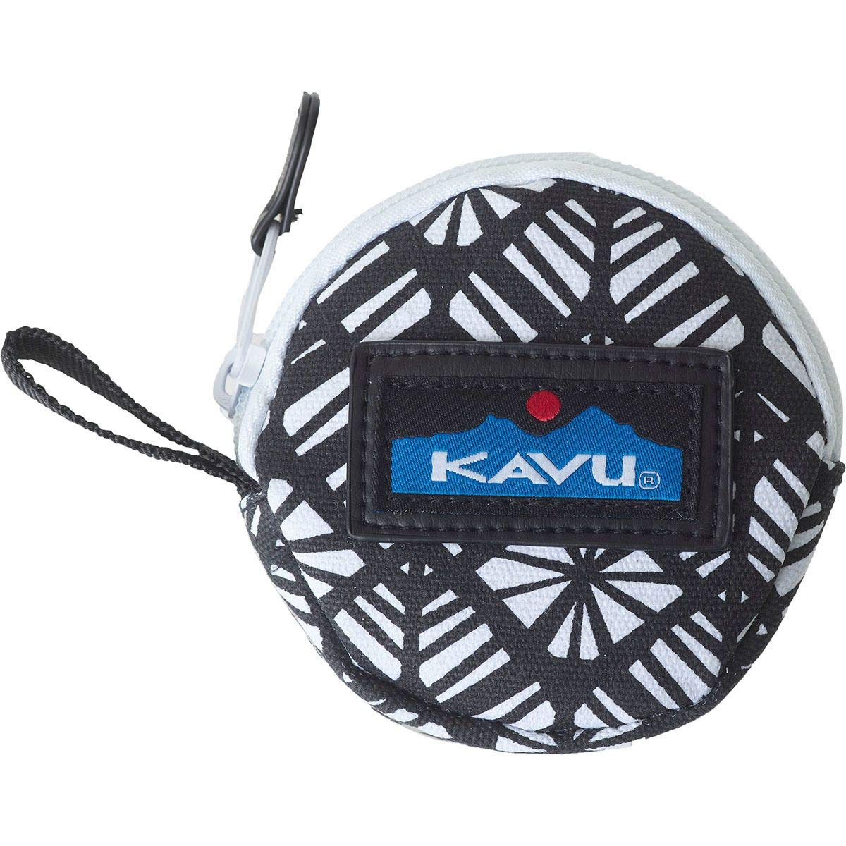 KAVU Coinkydink Water Resistant Coin Purse and Change Holder