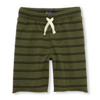 The Children's Place Big Boys' French Terry Active Shorts