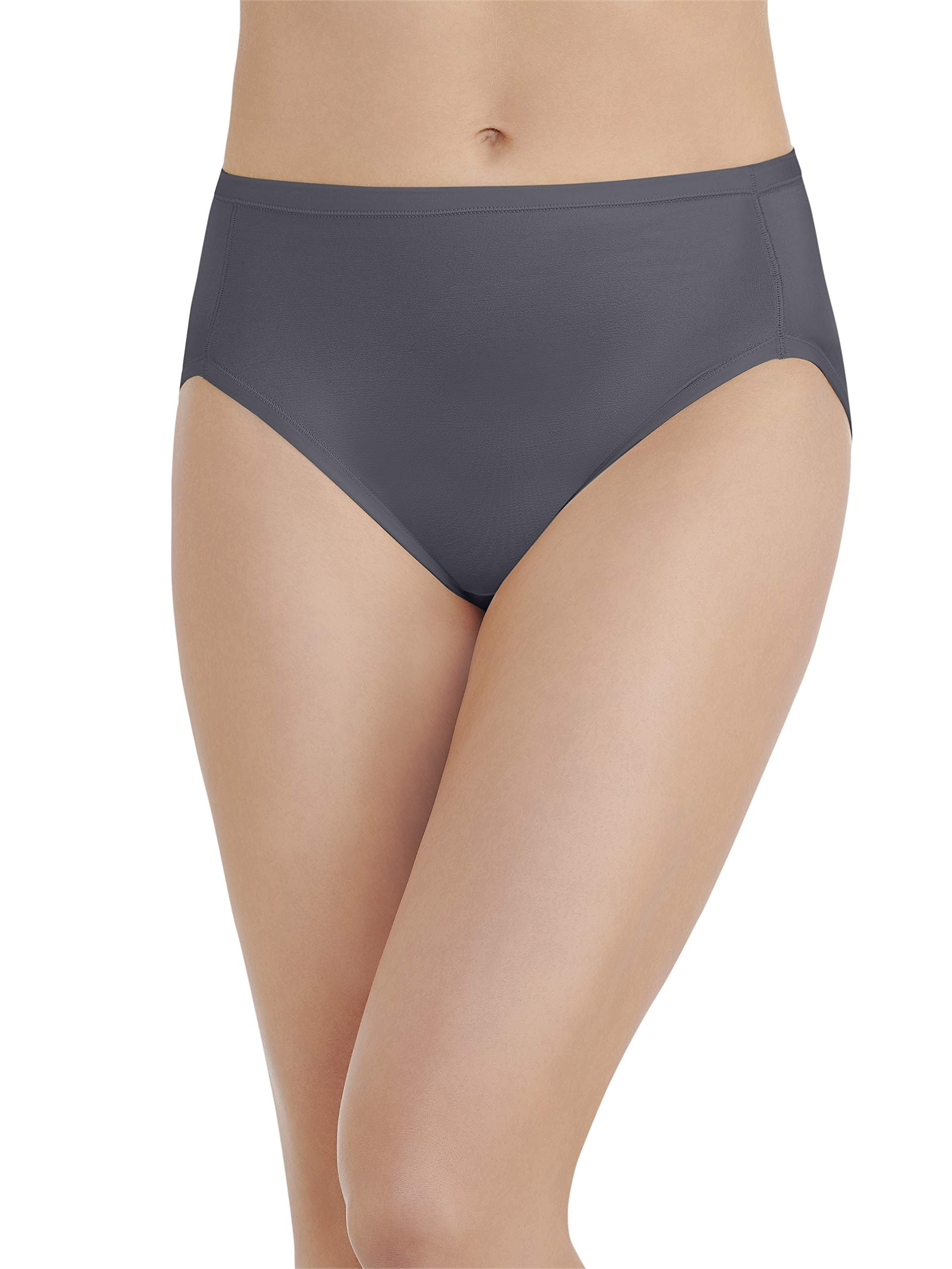 Vanity Fair Women's Body Caress Hi Cut Panty 13137