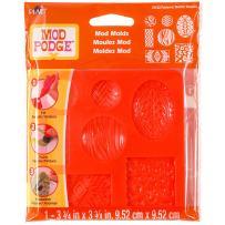 Mod Podge Mod Mold (3-3/4 by 3-3/4-Inch), Patterns