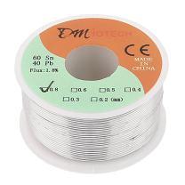 DMiotech 0.8mm 150G 60/40 Rosin Core Tin Lead Roll Soldering Solder Wire