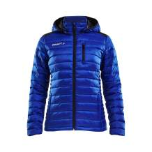 Craft Women's Packable Puffer Jacket - Insulated Quilted Coat with Hood for Women