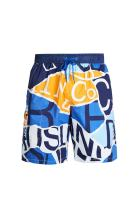 TRIFUNESS Chubbies Swim Trunks Men Slim Fit Board Shorts with Mesh Lining
