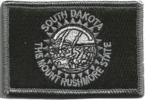 Tactical State Patch - South Dakota