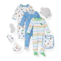 The Children's Place Baby Boys Layette Bundle