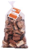 Camerons Products Smoking Wood Chunks (Oak)- Kiln Dried BBQ Large Cut Chips- All Natural Barbecue Smoker Chunks- 10 Pound Bag
