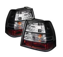 Spyder Auto Volkswagen Jetta Black LED Tail Light