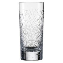 Zwiesel 1872 Charles Schumann Hommage Collection Glace Handmade Glass Large Long Drink, Cocktail Glass, 16.4-Ounce, Set of 2