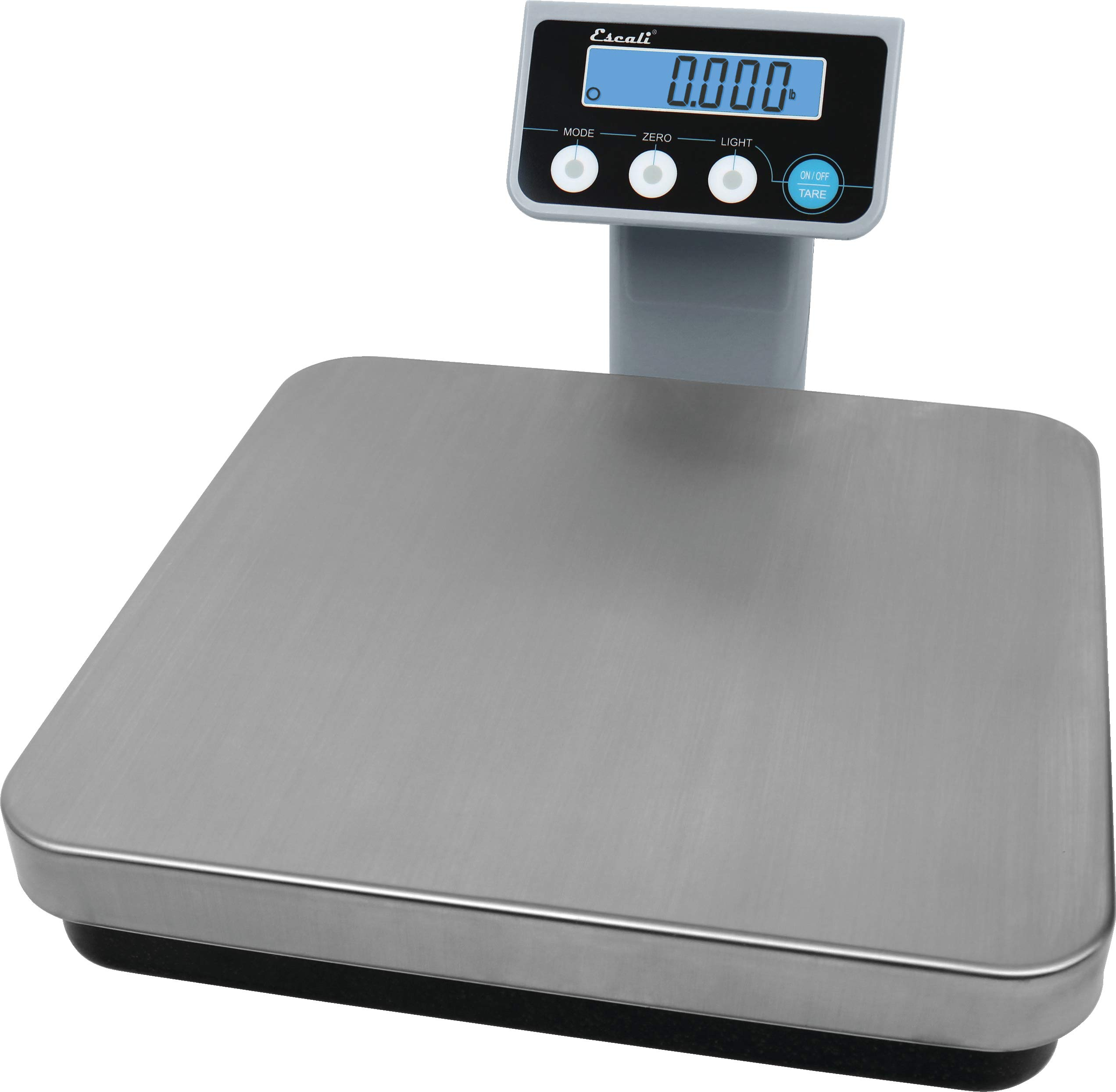 San Jamar SCDGPC13 Large Portion Control Digital Food/Kitchen Scale, 13 lb Capacity
