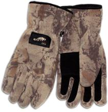 Natural Gear Winterceptor Fleece Glove for Men, Wind Proof Survival and Hunting Gloves and Tactical Accessories