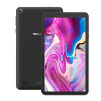HAOQIN H7 Pro Tablet 7 Inch Android 9.0-1GB RAM,32GB Memory 1024x600 IPS HD Display Quad-Core Processor Dual Camera Support Wi-Fi Bluetooth Black