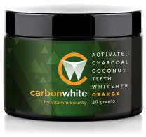 Carbonwhite Activated Charcoal Teeth Whitening - Orange