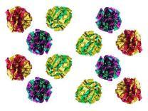 PetFavorites Original Mylar Crinkle Balls Cat Toys