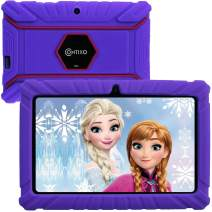 Contixo V8-2 7 inch Kids Tablet with Parental Control - Learning Games and Educational Apps Pre-Loaded - WiFi Android Tablet 16 GB HD Display - Kid-Proof - Great Gift for Toddler Toys (Purple)