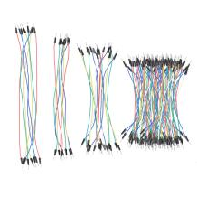 Jumper Wires Male to Male, SIM&NAT Solderless Breadboard Jumpers Cables for Electronic Breadboard & Arduino (130 pieces)