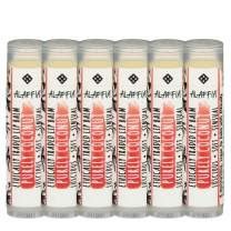 Alaffia Purely Coconut Lip Balm 6 Pack