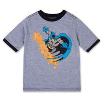 Batman Boys Shirt Kids T-Shirt Superhero Tee