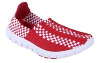Comfy Feet Mens and Womens NCAA College Woven Shoe - Officially Licensed