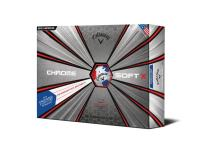 Callaway Chrome Soft X Golf Balls (Pack of 12) (2018/19 Version)