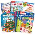 Highlights 9-Piece Christmas Set with My First Hidden Pictures for Boys and Girls Ages 3-6