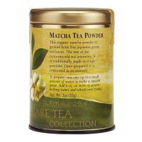 The Republic of Tea Organic Tea Matcha Powder, 2 Ounces / 25-30 Cups