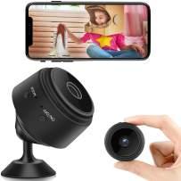 Mini Spy Camera WiFi Wireless Tiny Secret Camera 1080P Full HD Portable Home Security Hidden Camera