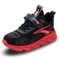 FJWYSANGU Kids Sneakers Athletic Running Shoes Sports Trainers for Girls Boys (Little Kid/Big Kid)