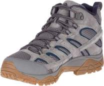 Merrell Men's Moab 2 Mid Wp Hiking Shoe