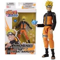 Bandai 36901 Anime Heroes 15cm Uzumaki Naruto-Action Figures