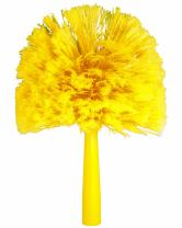 """JT Eaton 1710YL Duster Replacement Head, 7-1/2"""" Length x 7"""" Width x 9"""" Height, Yellow (Case of 12)"""