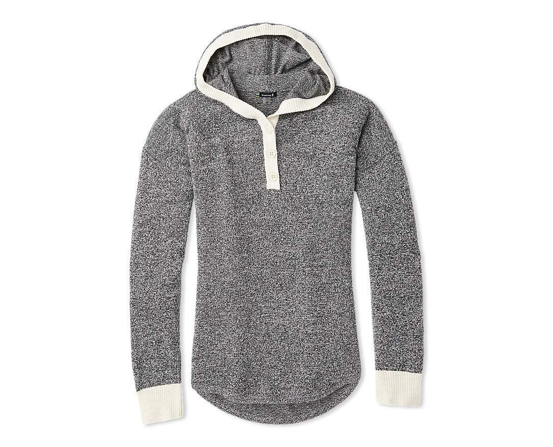 Smartwool Shadow Pine Hoodie Sweater - Women's Merino Wool Sweater