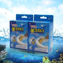MR. STRONG Toilet Cleaning Gel Fresh,Scrubbing Bubbles Toilet Bowl Cleaning Click Gel 150g,(2 Pack, Marine Flavor) Continuously Cleans and Freshens with Every Flush for Daily Cleaner, Home Use
